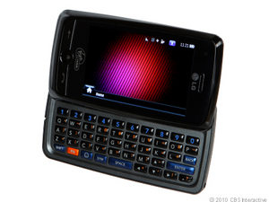 LG Rumor Touch Prepaid Phone Virgin Mobile -
